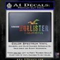 Hollister Decal Sticker California ST1 Sparkle Glitter Vinyl Sparkle Glitter 120x120