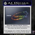 Shimano Decal Sticker Fishing Sparkle Glitter Vinyl Sparkle Glitter 120x120
