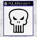 Superhero DP Decal Sticker D2 Black Vinyl Logo Emblem 120x120