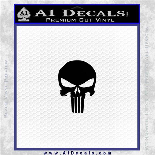 Superhero DP Decal Sticker D4 Black Vinyl Logo Emblem