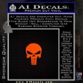 Superhero DP Decal Sticker D4 Orange Vinyl Emblem 120x120