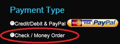 check money orders